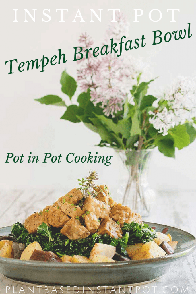 Instant Pot Tempeh Breakfast Bowl