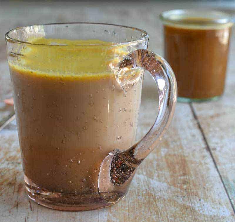 Instant Pot Vegan Pumpkin Spice Syrup Recipe
