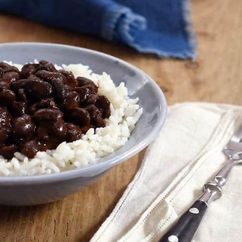 Instant Pot Heirloom Beans