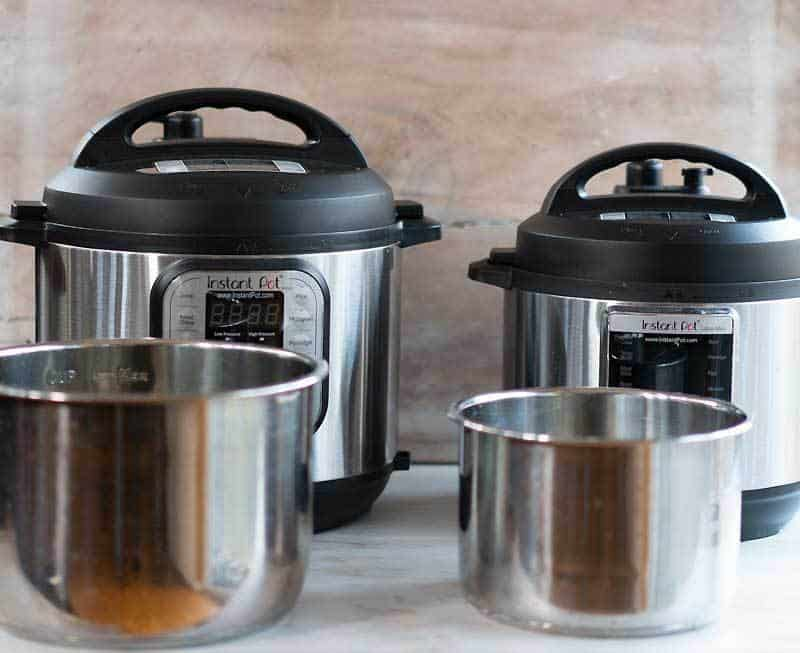 6 and 3 quart Instant Pot liner