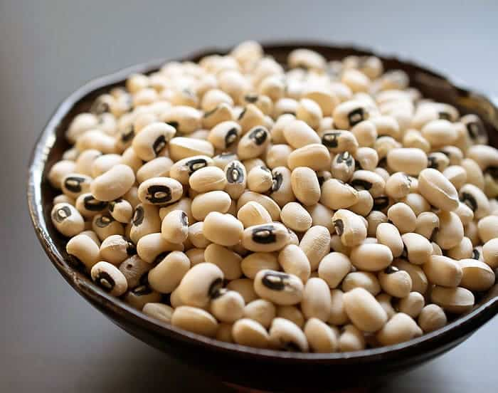 Instant Pot Black Eyed Peas for New Year's Day