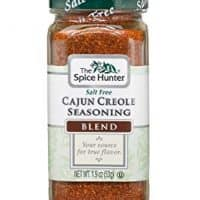 The Spice Hunter Cajun Creole Seasoning Blend, 1.9-Ounce Jar