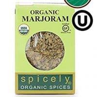 Organic Marjoram Whole - Compact