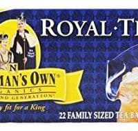 Newman's Own Organics - Organic Black Tea Family Sized - 22 Tea Bags