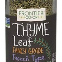 Frontier Thyme Leaf Cut and Sifted, 0.85 Ounce