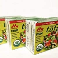 Mori-nu Organic Silken Tofu Firm (Pack of 3)