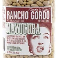 Rancho Gordo Heirloom Mayocoba Beans, 16 oz