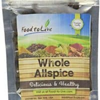 Food to Live Whole Allspice Berries, Kosher (2 Ounces)