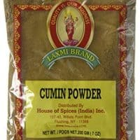 Laxmi All-Natural Dried Cumin Powder - 7 Ounce