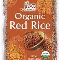 Organic Red Rice 10 LB Bag from India