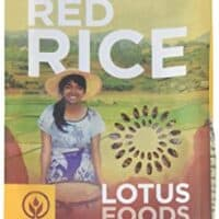 Lotus Foods Gourmet Organic Red Rice