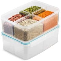 Komax Biokips Rice and Beans Container