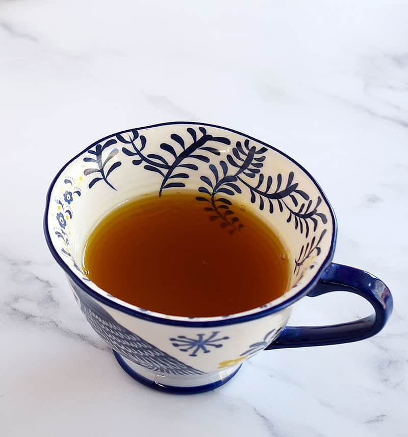 Instant Pot Turmeric Ginger Tea Concentrate