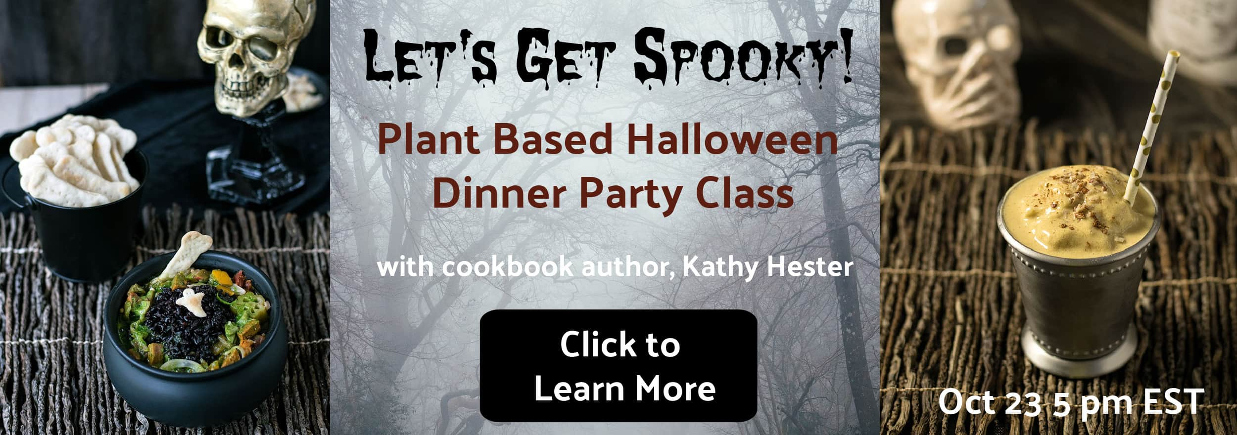 Join Kathy's Cooking Club!