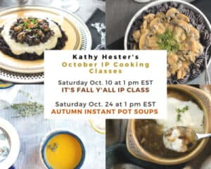 Join me in my October Vegan Cooking Classes!